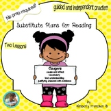 Cougars: Two Complete Non-Fiction Reading Lessons