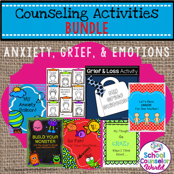 Counseling Activities BUNDLE