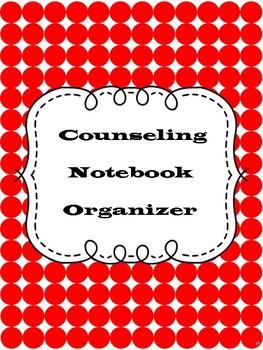 Counseling Binder Organizer Bundle