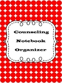 Counseling Binder Organizer Bundle