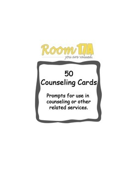 Counseling Cards