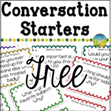 Free Conversation Starters