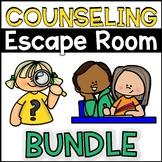 Counseling Escape Room BUNDLE