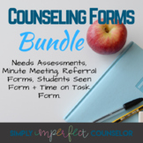 Counseling Forms Bundle
