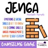 Counseling Game - Jenga