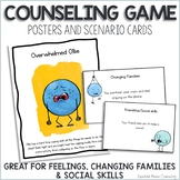 Feelings Posters & Game: Changing Families/Social Skills