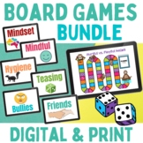Counseling Games or Board Game Centers