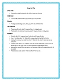 Counseling Group Unit Lesson: Organization for Students