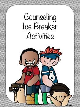 Counseling Ice Break Icebreakers