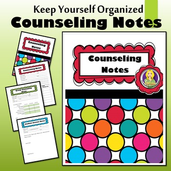 Counseling Note Forms