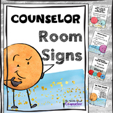 Counseling Office Signs Dots