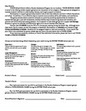 Counseling Permission Slip in English and Spanish