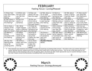 Counseling Practice by Month