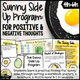 Challenging Negative Thoughts Program & Activities