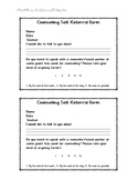 Counseling Self-Referral Form