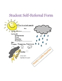Counseling Student Self-Referral