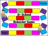 Counseling and Guidance A+ Behavior Game