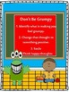 Counseling and Guidance, The Grouchy, Grouchy Monster Goes