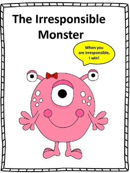 """Counseling and Guidance, """"The Irresponsible Monster"""""""
