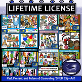 Counseling and Special Education: Lifetime License