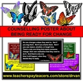 Counselling Poster: People Change When They Are Ready To