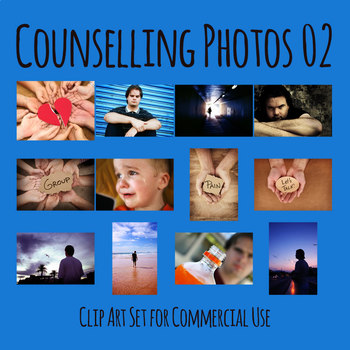 Counselling Theme Photos 2  / Photograph Clip Art for Commercial Use