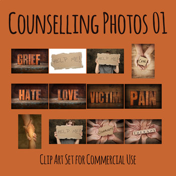 Counselling Theme Photos / Photograph Clip Art for Commercial Use
