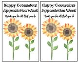 Counselor Appreciation Week Activities