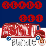 Counselor Back to School Bundle