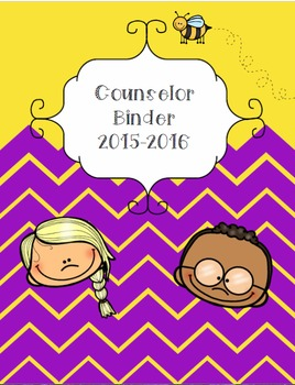 Counselor Binder 2015-2016