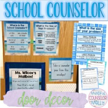 Counselor Door Decor