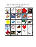 Counselor Introduction BINGO Game