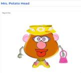 Interactive Mrs. Potato Head