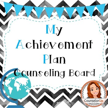 Counselor Office Bulletin Board and Individual Counseling Tool