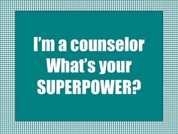 School Counselor Office Signs and More