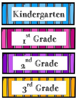 Counselor Organizing Labels