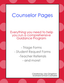 Counselor Pages