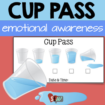 Counselor Pass: Help Students Communicate Feelings and Manage Your Time