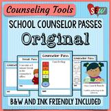 Elementary School Counselor Passes Original Theme