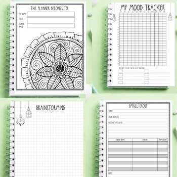 Counselor & Specialists Planner & Forms Updates 4 Life