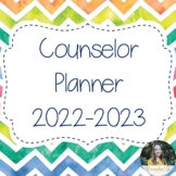 Counselor Planner 2021-2022
