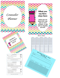 Counselor Planner- Starter Kit. Counselor or intern 50% off