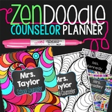 Editable Counselor Planner