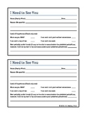 Counselor Request Forms