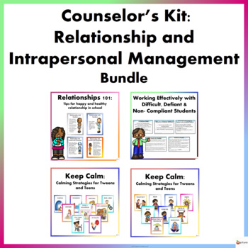 Counselor's Kit: Relationship and Intrapersonal Management Bundle