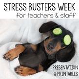 Stress Management Week for Teachers Kit