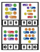 Count 0 to 20 Clip Card Clothes Pin Math Center  ~ Sled &