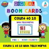 Count 1 to 10 with Tally Marks | Pre-k Kindergarten Math N