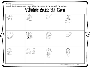 Count the Room - February