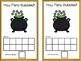 Count And Clip 1-10 Cauldron Counting & Ten Frame Mats